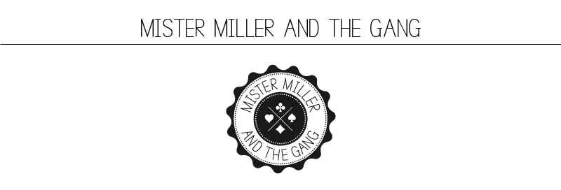 Mister Miller and the Gang - Sara Schäfer